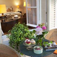 Hotel D'angleterre Saint Germain Des Pres Париж комната для гостей фото 3