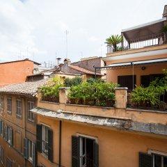 Отель Town House Roma балкон