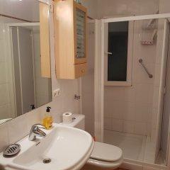 Отель Central Parke Испания, Аликанте - отзывы, цены и фото номеров - забронировать отель Central Parke онлайн ванная фото 2
