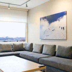 Апартаменты Cozy Flats Defne Apartment Стамбул комната для гостей фото 5
