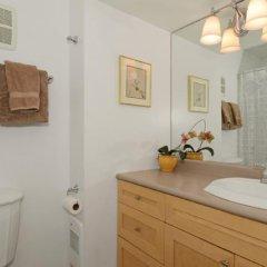 Отель Kitsilano Garden Suites Канада, Ванкувер - отзывы, цены и фото номеров - забронировать отель Kitsilano Garden Suites онлайн ванная