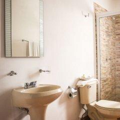 Отель Posada De Roger Пуэрто-Вальярта ванная