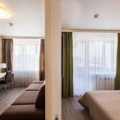 Гостиница Волга комната для гостей фото 2