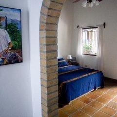 Отель Hacienda La Esperanza Гондурас, Копан-Руинас - отзывы, цены и фото номеров - забронировать отель Hacienda La Esperanza онлайн комната для гостей фото 2
