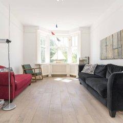 Отель Zuideramstel apartments - RAI area Нидерланды, Амстердам - отзывы, цены и фото номеров - забронировать отель Zuideramstel apartments - RAI area онлайн комната для гостей фото 3