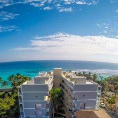 Отель Vista Marina Residence Доминикана, Бока Чика - отзывы, цены и фото номеров - забронировать отель Vista Marina Residence онлайн пляж фото 2