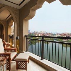 Отель Sheraton Qingyuan Lion Lake Resort балкон
