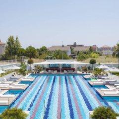 Q Spa Resort Турция, Сиде - отзывы, цены и фото номеров - забронировать отель Q Spa Resort онлайн бассейн фото 2