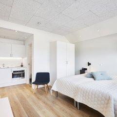 Отель Athome Apartments Дания, Орхус - отзывы, цены и фото номеров - забронировать отель Athome Apartments онлайн комната для гостей