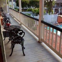 Отель Annabelle Bed And Breakfast балкон