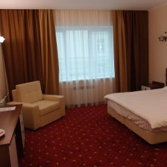 Отель Баккара Ярославль комната для гостей фото 4