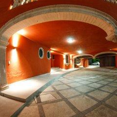 Отель Casa Abadia Мексика, Гвадалахара - отзывы, цены и фото номеров - забронировать отель Casa Abadia онлайн парковка