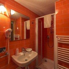 Отель Rifugio Baita Cuz Долина Валь-ди-Фасса ванная