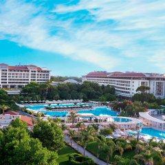 Ela Quality Resort Belek Турция, Белек - 2 отзыва об отеле, цены и фото номеров - забронировать отель Ela Quality Resort Belek онлайн бассейн фото 3