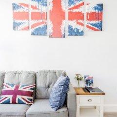 Отель 2-bedroom Portobello/Notting Hill apartment Великобритания, Лондон - отзывы, цены и фото номеров - забронировать отель 2-bedroom Portobello/Notting Hill apartment онлайн интерьер отеля фото 2