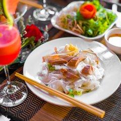 Отель Hoang Dao Villa питание