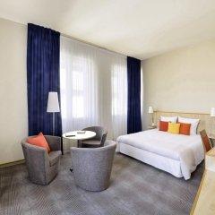 Отель Novotel Budapest Centrum Будапешт комната для гостей фото 5