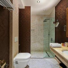 Отель Бутик-Отель Театро Азербайджан, Баку - 5 отзывов об отеле, цены и фото номеров - забронировать отель Бутик-Отель Театро онлайн ванная фото 2