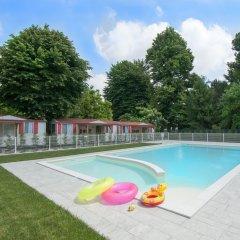 Отель Camping Serenissima Италия, Лимена - отзывы, цены и фото номеров - забронировать отель Camping Serenissima онлайн спортивное сооружение