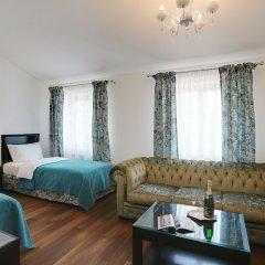 Отель Ferdinandhof Apart-Hotel Чехия, Карловы Вары - отзывы, цены и фото номеров - забронировать отель Ferdinandhof Apart-Hotel онлайн комната для гостей фото 5