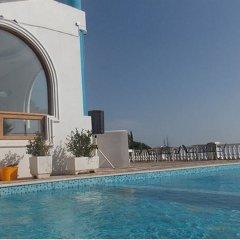 Отель Palace Lukova Албания, Саранда - отзывы, цены и фото номеров - забронировать отель Palace Lukova онлайн бассейн фото 2