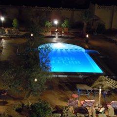 Отель Ksar Bicha Марокко, Мерзуга - отзывы, цены и фото номеров - забронировать отель Ksar Bicha онлайн бассейн