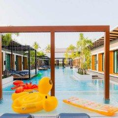 Отель Asura resort детские мероприятия фото 2