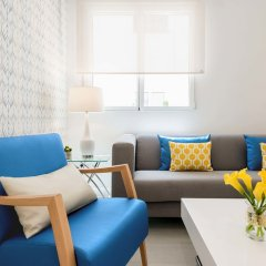Отель El Viso Smart III комната для гостей