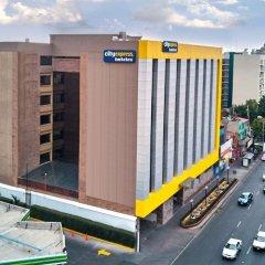 Отель City Express Tlalpan Мексика, Мехико - отзывы, цены и фото номеров - забронировать отель City Express Tlalpan онлайн бассейн
