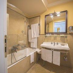Отель Villa Daphne Джардини Наксос ванная фото 2