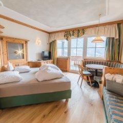Panorama Hotel Himmelreich Кастельбелло-Циардес комната для гостей фото 2
