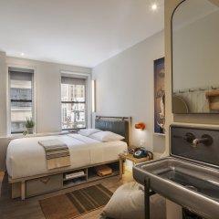 Отель Moxy NYC Times Square США, Нью-Йорк - отзывы, цены и фото номеров - забронировать отель Moxy NYC Times Square онлайн комната для гостей фото 4