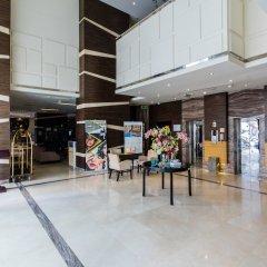 Отель Bin Majid Nehal интерьер отеля фото 9