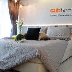 Отель Summer Suites Residences by Subhome Малайзия, Куала-Лумпур - отзывы, цены и фото номеров - забронировать отель Summer Suites Residences by Subhome онлайн комната для гостей фото 2