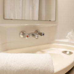 Premiere Classe Hotel Liege ванная