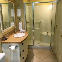 Отель Prior Castle Inn Канада, Виктория - отзывы, цены и фото номеров - забронировать отель Prior Castle Inn онлайн ванная фото 2