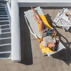 Отель Iliovasilema Suites Греция, Остров Санторини - отзывы, цены и фото номеров - забронировать отель Iliovasilema Suites онлайн фитнесс-зал