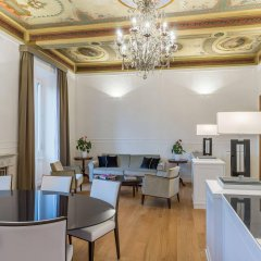 Отель Internazionale Domus Италия, Рим - отзывы, цены и фото номеров - забронировать отель Internazionale Domus онлайн интерьер отеля фото 2