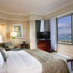 Отель The Ritz-Carlton, Istanbul комната для гостей фото 4