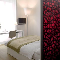 Отель Design Hotel Plattenhof Швейцария, Цюрих - отзывы, цены и фото номеров - забронировать отель Design Hotel Plattenhof онлайн комната для гостей фото 2