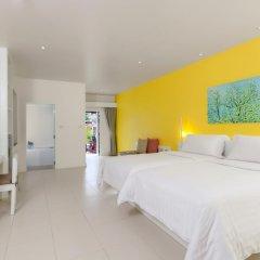 Отель Tuana The Phulin Resort 3* Стандартный номер с разными типами кроватей фото 4