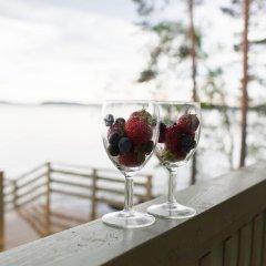 Отель SResort Sauna Villas Финляндия, Лаппеэнранта - отзывы, цены и фото номеров - забронировать отель SResort Sauna Villas онлайн приотельная территория