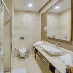 Demircioglu Park Hotel Турция, Мугла - отзывы, цены и фото номеров - забронировать отель Demircioglu Park Hotel онлайн ванная