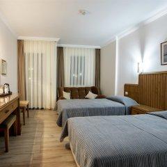 Belcehan Deluxe Hotel Турция, Олудениз - отзывы, цены и фото номеров - забронировать отель Belcehan Deluxe Hotel онлайн комната для гостей фото 4