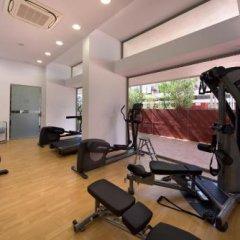 Отель B-Llobet фитнесс-зал фото 2