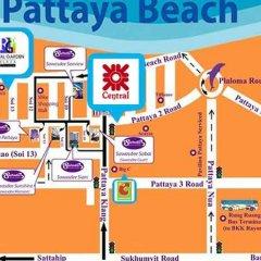 Отель Sawasdee Pattaya Паттайя фото 3
