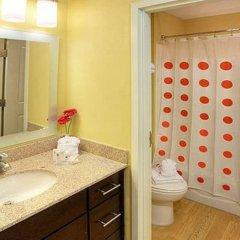 Отель TownePlace Suites Columbus Worthington США, Колумбус - отзывы, цены и фото номеров - забронировать отель TownePlace Suites Columbus Worthington онлайн ванная