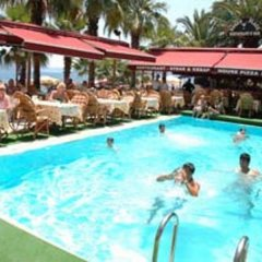 Отель Palm Beach с домашними животными