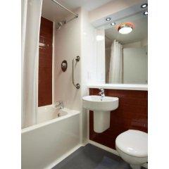 Отель Travelodge Liverpool Central Exchange Street ванная