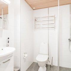 Апартаменты Local Nordic Apartments - Snowy Owl Ювяскюля ванная